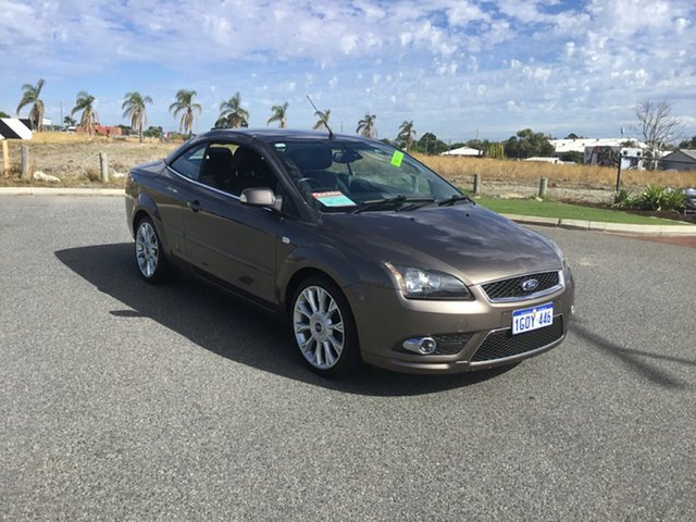 Used Ford Focus Coupe-Cabriolet, Wangara, 2007 Ford Focus Coupe-Cabriolet Cabriolet