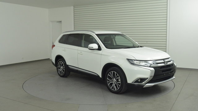 Used Mitsubishi Outlander LS 4WD, Southport, 2017 Mitsubishi Outlander LS 4WD Wagon