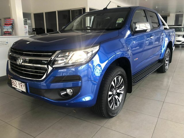 Demonstrator, Demo, Near New Holden Colorado LTZ Pickup Crew Cab, Atherton, 2018 Holden Colorado LTZ Pickup Crew Cab Utility