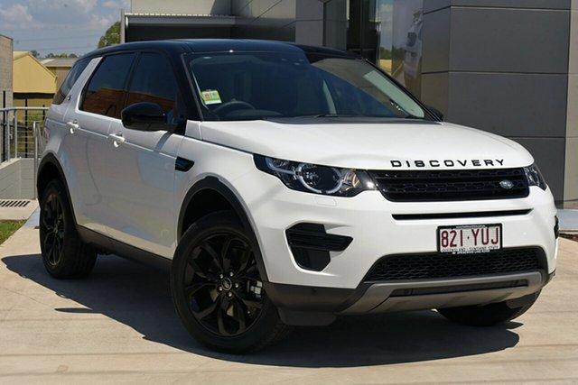 Demonstrator, Demo, Near New Land Rover Discovery Sport, Springwood, 2018 Land Rover Discovery Sport Wagon