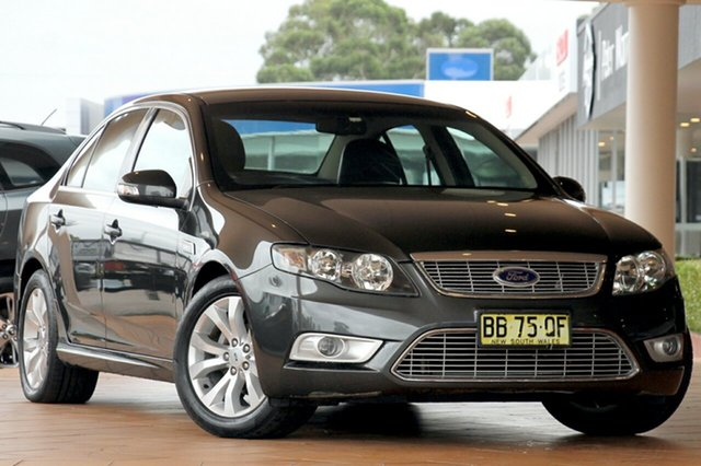 Used Ford Falcon G6E, Warwick Farm, 2009 Ford Falcon G6E Sedan