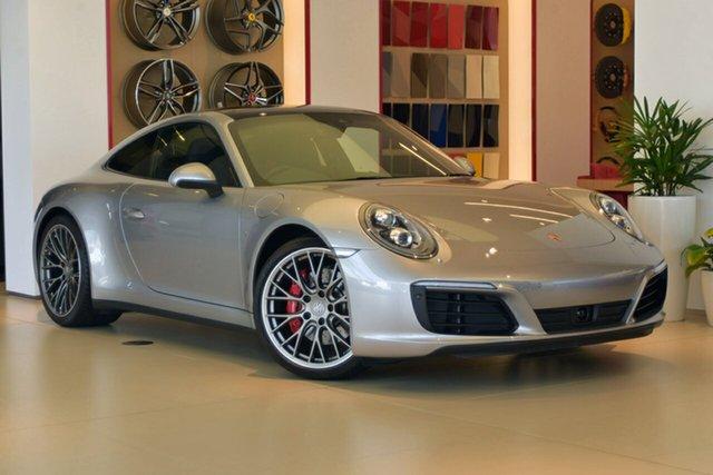 Used Porsche 911 Carrera 4S PDK AWD, Southport, 2017 Porsche 911 Carrera 4S PDK AWD Coupe