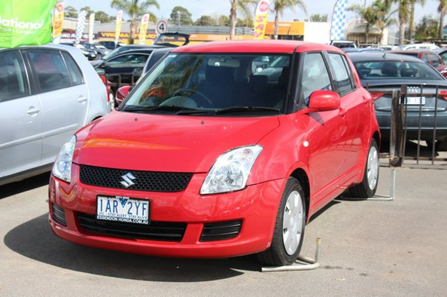 Used Suzuki Swift, Cheltenham, 2010 Suzuki Swift Hatchback