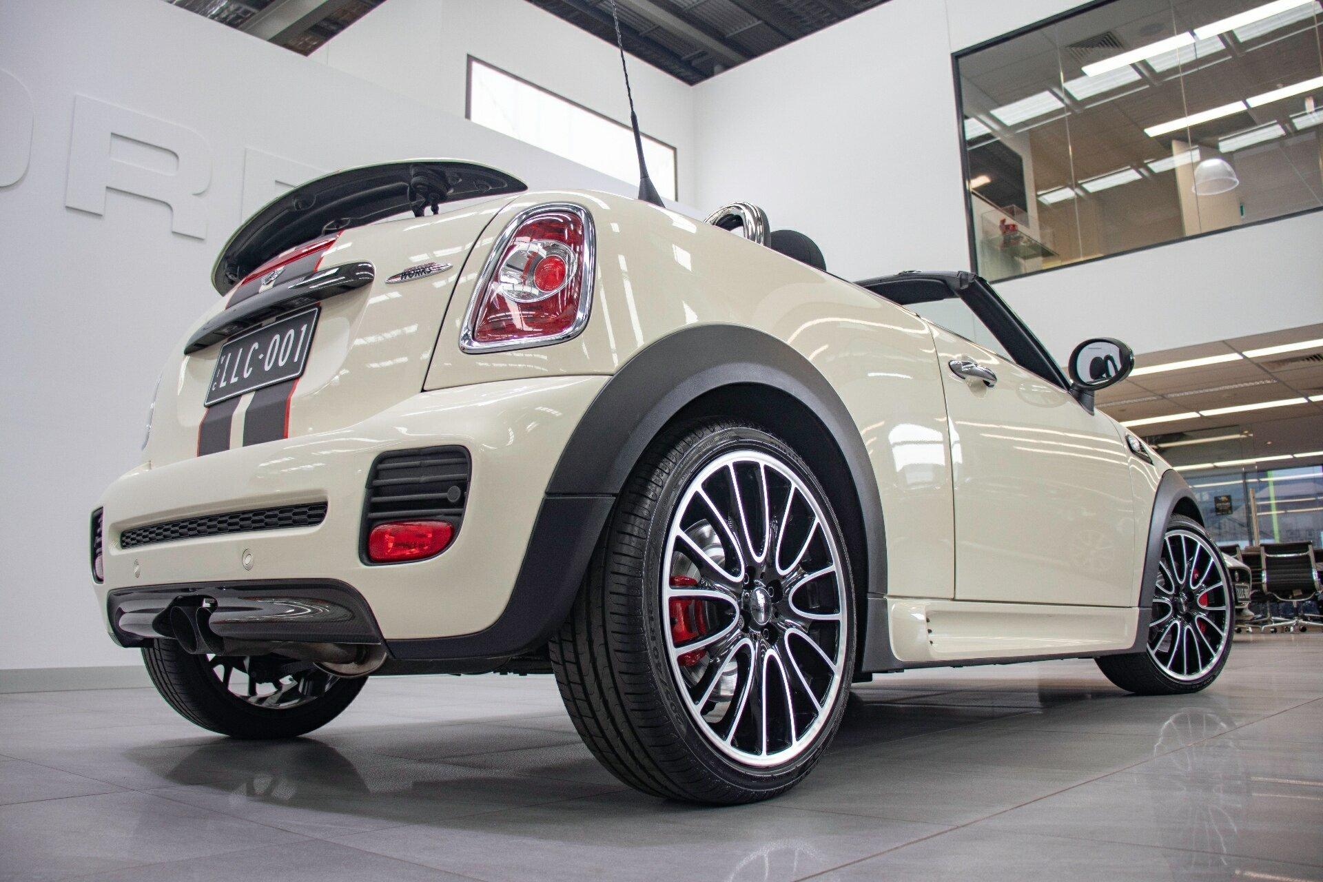 2013 Mini Cooper Jcw R59 My13