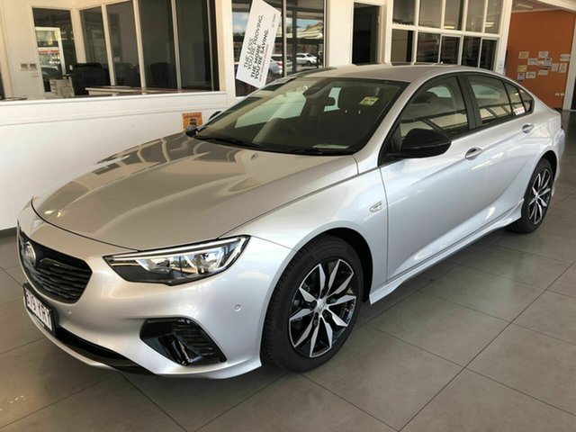 Demonstrator, Demo, Near New Holden Commodore RS Liftback, Atherton, 2018 Holden Commodore RS Liftback Liftback