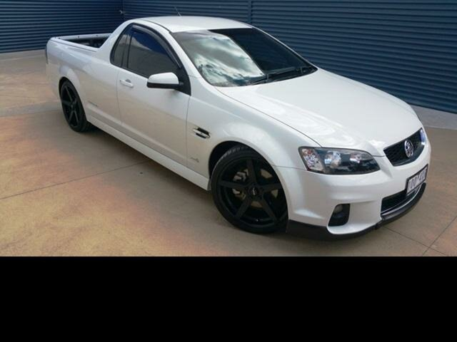 Used Holden Commodore SS Thunder, Wangaratta, 2012 Holden Commodore SS Thunder Utility