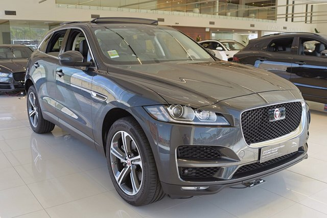New Jaguar F-PACE, Southport, 2018 Jaguar F-PACE Wagon