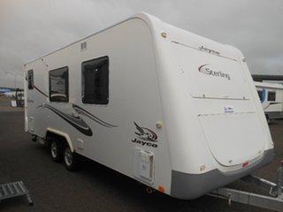 2010 Jayco Sterling. 19' 20.64-1 Caravan.