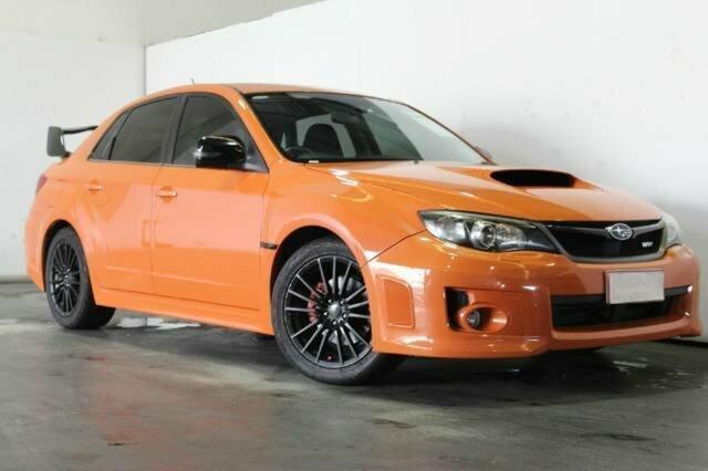 Used Subaru Impreza WRX Club Spec, Underwood, 2012 Subaru Impreza WRX Club Spec Sedan