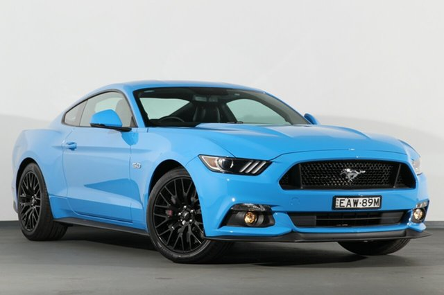 Used Ford Mustang GT Fastback SelectShift, Southport, 2017 Ford Mustang GT Fastback SelectShift Fastback