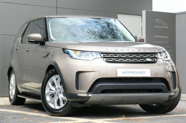 Used Land Rover Discovery TD6 SE, Warwick Farm, 2017 Land Rover Discovery TD6 SE SUV