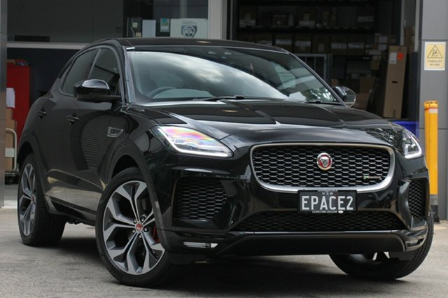 Discounted Demonstrator, Demo, Near New Jaguar E-PACE P200 R-Dynamic S AWD (147kW), Concord, 2019 Jaguar E-PACE P200 R-Dynamic S AWD (147kW) Wagon