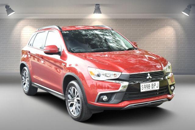 Used Mitsubishi ASX LS 2WD, Nailsworth, 2017 Mitsubishi ASX LS 2WD Wagon
