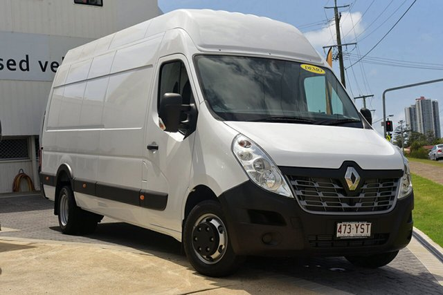 Discounted Demonstrator, Demo, Near New Renault Master High Roof ELWB AMT RWD, Southport, 2018 Renault Master High Roof ELWB AMT RWD Van