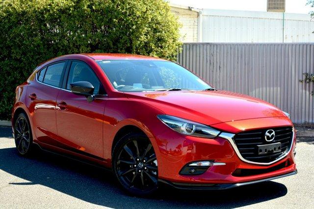 New Mazda 3 SP25 SKYACTIV-Drive GT, Cheltenham, 2018 Mazda 3 SP25 SKYACTIV-Drive GT Hatchback