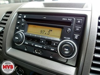 2011 Nissan Navara RX (4x4) Dual Cab Pick-up.