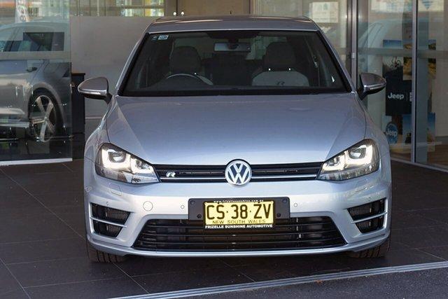 Used Volkswagen Golf R DSG 4MOTION, Southport, 2015 Volkswagen Golf R DSG 4MOTION Hatchback