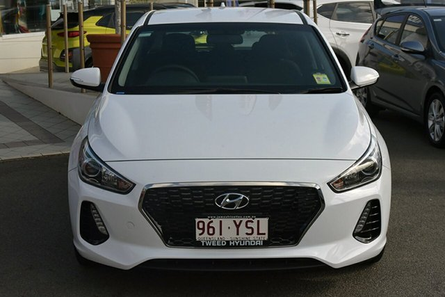 Demonstrator, Demo, Near New Hyundai i30 Active, Southport, 2018 Hyundai i30 Active Hatchback