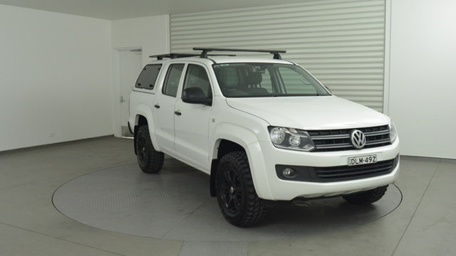 Used Volkswagen Amarok TDI420 4MOTION Perm Core Plus, Southport, 2016 Volkswagen Amarok TDI420 4MOTION Perm Core Plus Utility