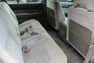 1998 Nissan Patrol ST Wagon.