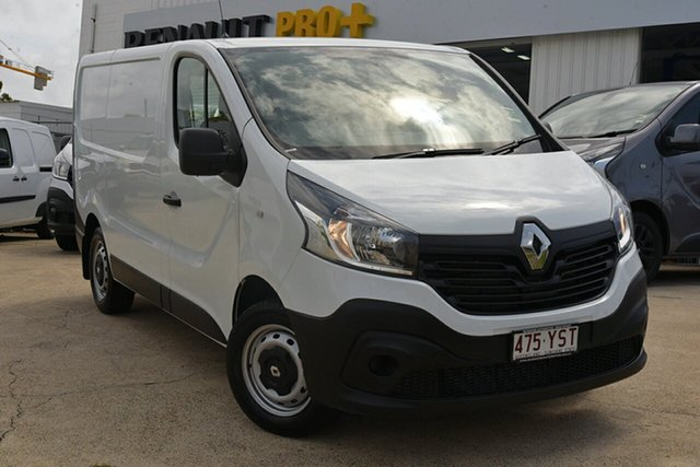 Discounted Demonstrator, Demo, Near New Renault Trafic 85kW Low Roof SWB, Narellan, 2018 Renault Trafic 85kW Low Roof SWB Van