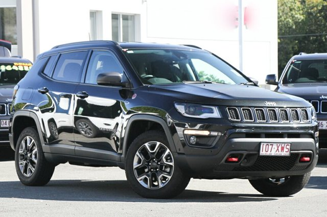 Used Jeep Compass Trailhawk, Indooroopilly, 2017 Jeep Compass Trailhawk Wagon