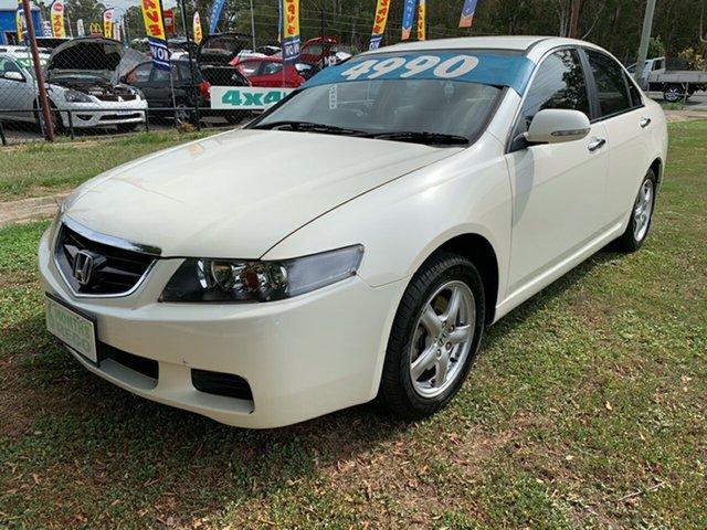 Used Honda Accord Euro, Clontarf, 2004 Honda Accord Euro Sedan