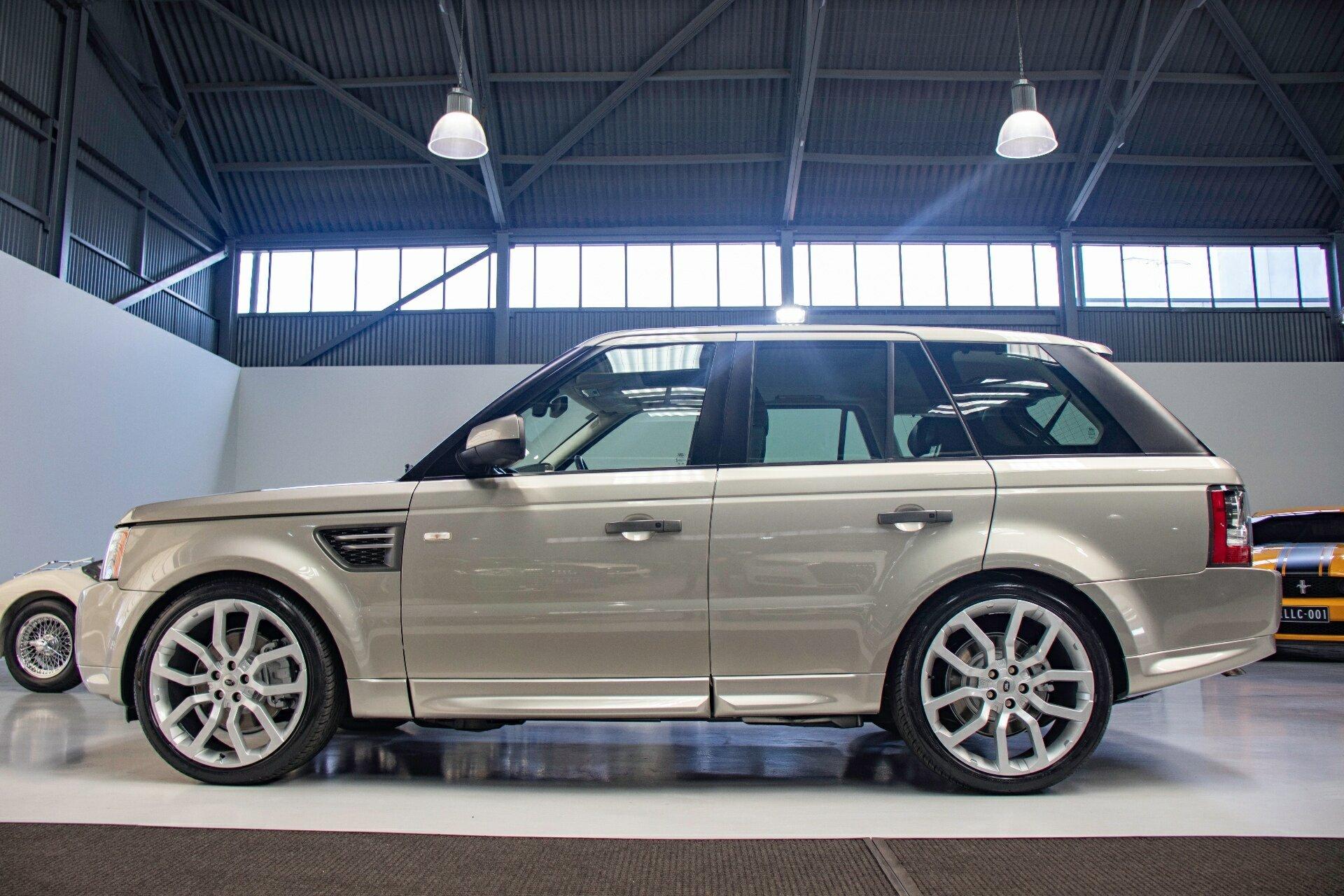 2011 Land Rover Range Rover Sport 3.0 Sdv6 Luxury My12