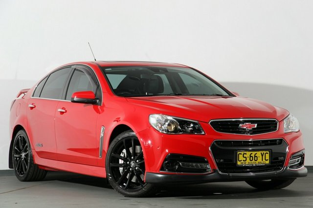 Used Holden Commodore SS V Redline, Narellan, 2014 Holden Commodore SS V Redline Sedan