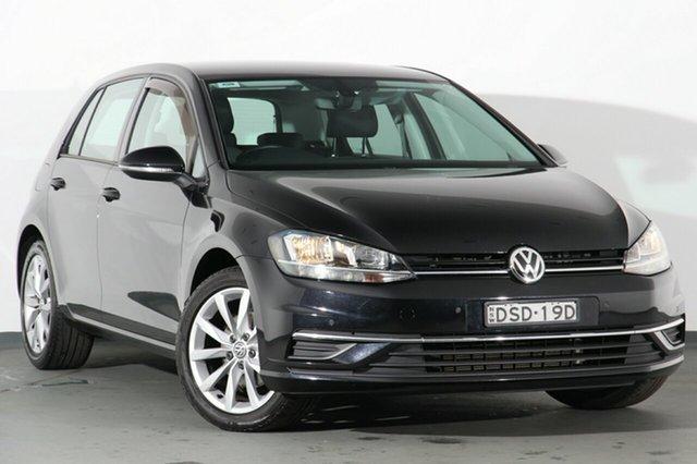 Used Volkswagen Golf 110TSI DSG Comfortline, Narellan, 2017 Volkswagen Golf 110TSI DSG Comfortline Hatchback