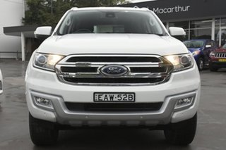 2015 Ford Everest Trend 4WD SUV.