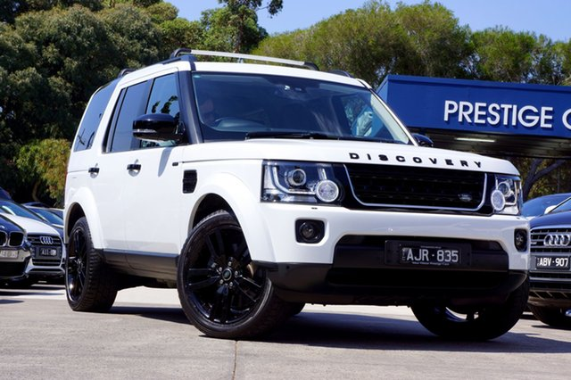 Used Land Rover Discovery SDV6 HSE, Balwyn, 2016 Land Rover Discovery SDV6 HSE Wagon