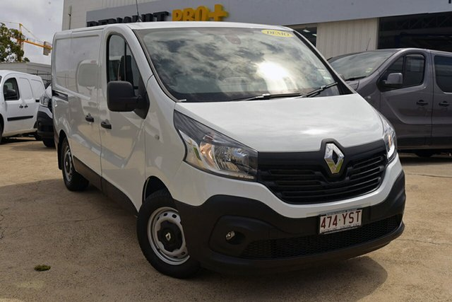 Discounted Demonstrator, Demo, Near New Renault Trafic 103KW Low Roof SWB, Southport, 2018 Renault Trafic 103KW Low Roof SWB Van