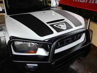 2018 Mahindra Pik-Up 4WD Dual Cab Utility.