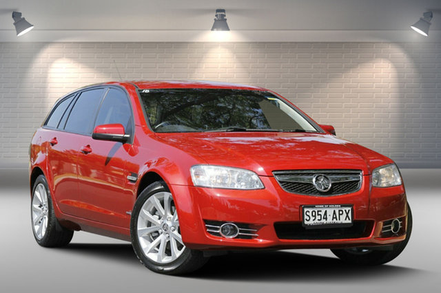 Used Holden Commodore Equipe Sportwagon, Nailsworth, 2012 Holden Commodore Equipe Sportwagon Wagon