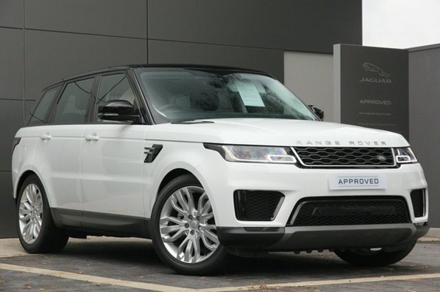 Used Land Rover Range Rover Sport SD4 CommandShift SE, Southport, 2017 Land Rover Range Rover Sport SD4 CommandShift SE SUV