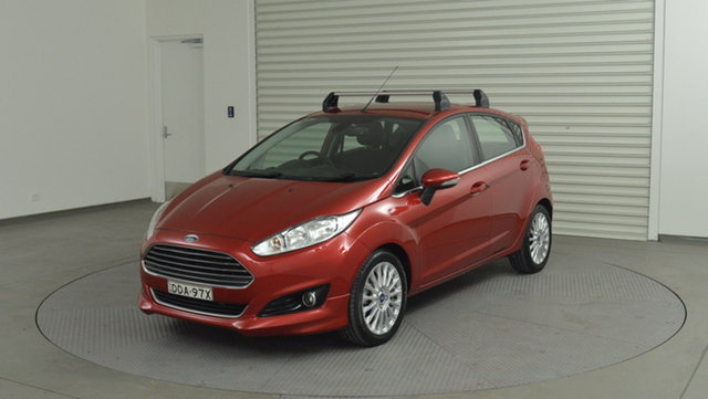 Used Ford Fiesta Sport PwrShift, Southport, 2015 Ford Fiesta Sport PwrShift Hatchback