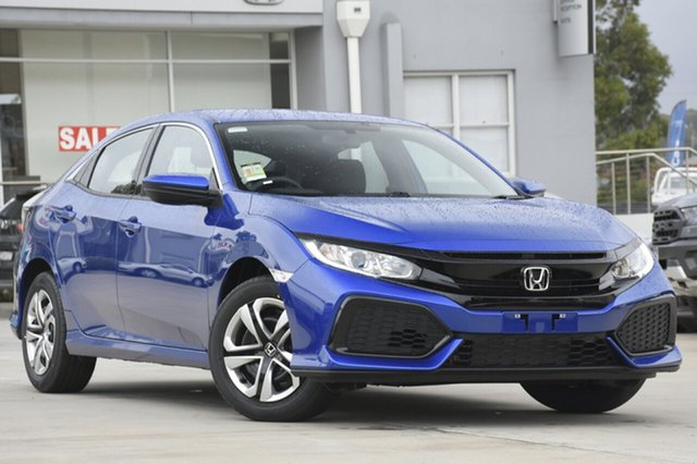Discounted Demonstrator, Demo, Near New Honda Civic VTi, Southport, 2019 Honda Civic VTi Hatchback