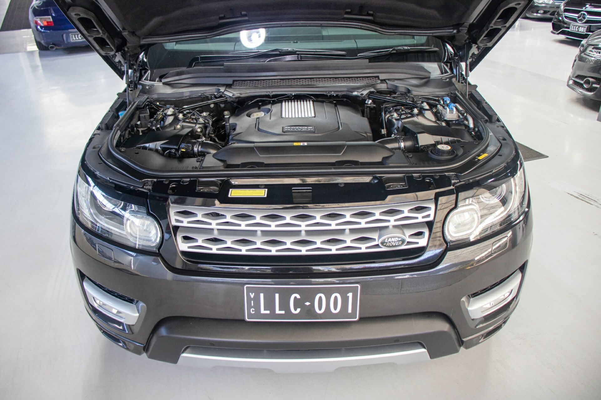 2014 Land Rover Range Rover Sport 3.0 Sdv6 Autobiography Lw