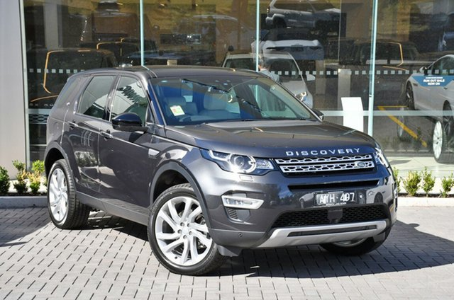 Demonstrator, Demo, Near New Land Rover Discovery Sport TD4 180 HSE Luxury, Berwick, 2017 Land Rover Discovery Sport TD4 180 HSE Luxury Wagon