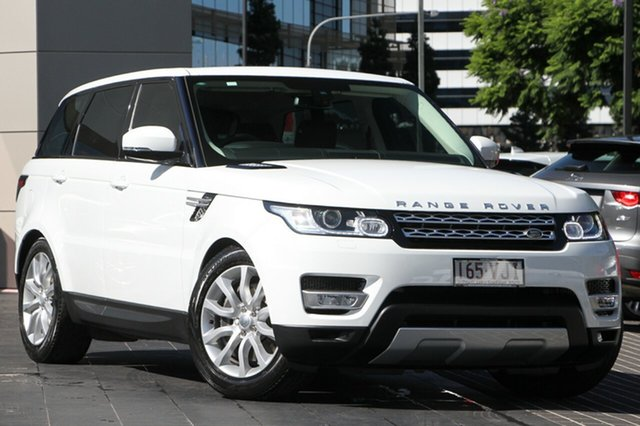 Used Land Rover Range Rover Sport SDV6 CommandShift HSE, Newstead, 2014 Land Rover Range Rover Sport SDV6 CommandShift HSE Wagon