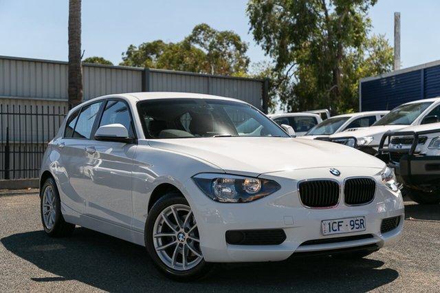 Used BMW 116i, Oakleigh, 2015 BMW 116i F20 MY15 Hatchback