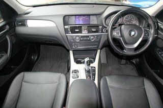 2012 BMW X3 xDrive 20D Wagon.