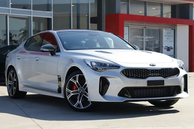 New Kia Stinger GT Fastback, Toowong, 2018 Kia Stinger GT Fastback Sedan