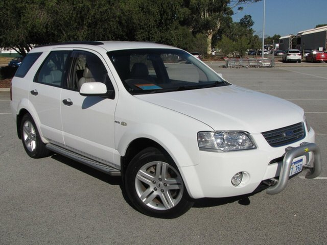 Used Ford Territory Ghia AWD, Maddington, 2006 Ford Territory Ghia AWD Wagon