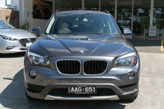 Used BMW X1 sDrive 18D, Mulgrave, 2013 BMW X1 sDrive 18D E84 MY13 Wagon