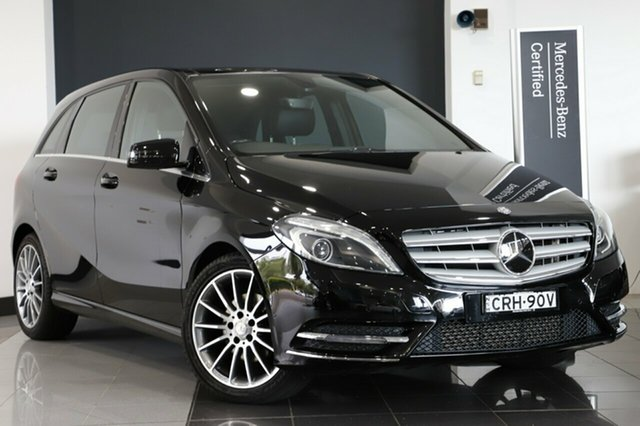 Used Mercedes-Benz B200 CDI BlueEFFICIENCY DCT, Southport, 2013 Mercedes-Benz B200 CDI BlueEFFICIENCY DCT Hatchback