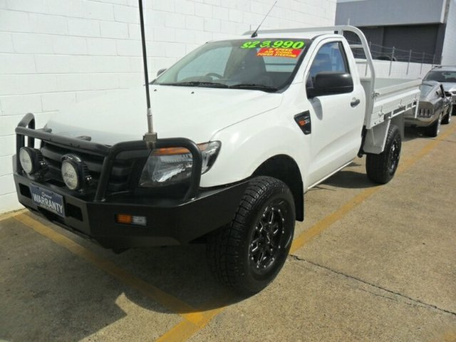 Used Ford Ranger XL 4x2, Redcliffe, 2013 Ford Ranger XL 4x2 Utility