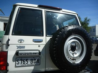 2014 Toyota Landcruiser Workmate Wagon.