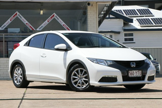 Used Honda Civic VTi-S, Indooroopilly, 2013 Honda Civic VTi-S Hatchback
